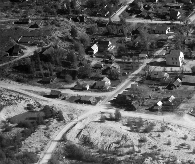 Historic Aerial View